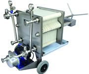 Macchine-per-filtrazione