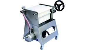 Filtro inox 20 x 20 - filtrazione a strati - Trolese, forniture enotecniche ed industriali