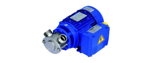 Pompa a girante flessibile - Trolese, forniture enotecniche ed industriali