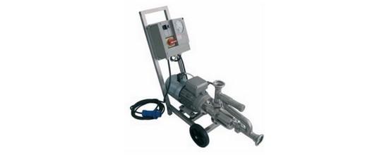 Pompa monovite - Trolese, forniture enotecniche ed industriali
