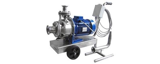 Pompa lavaggio - Trolese, forniture enotecniche ed industriali