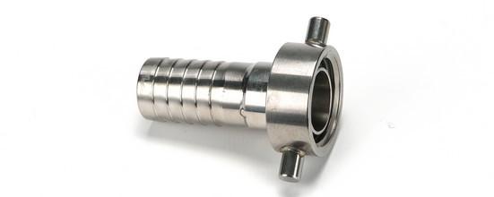 Portagomma enologico maschio con girello - Trolese, forniture enotecniche ed industriali