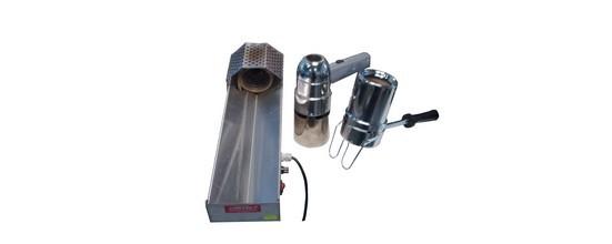 Capsulatori per capsule termoretraibili - Trolese, forniture enotecniche ed industriali