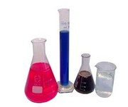 Vetreria e reagenti per laboratorio